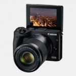 Canon EOS M3, an advanced mirror-less for the most demanding ones