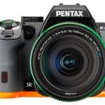 Pentax K-S2, the lightest SLR