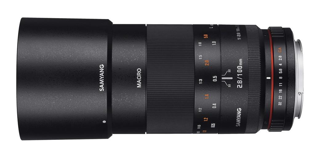 Samyang 100mm Macro lenses
