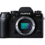 Fujifilm releases an X-T1 update with new AF system