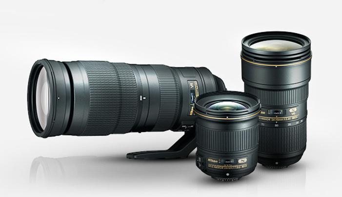 Nikkor 200-500mm f / 5.6E