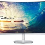Samsung C27F591FDU Gaming Monitor, with 1800R curvature and FreeSync