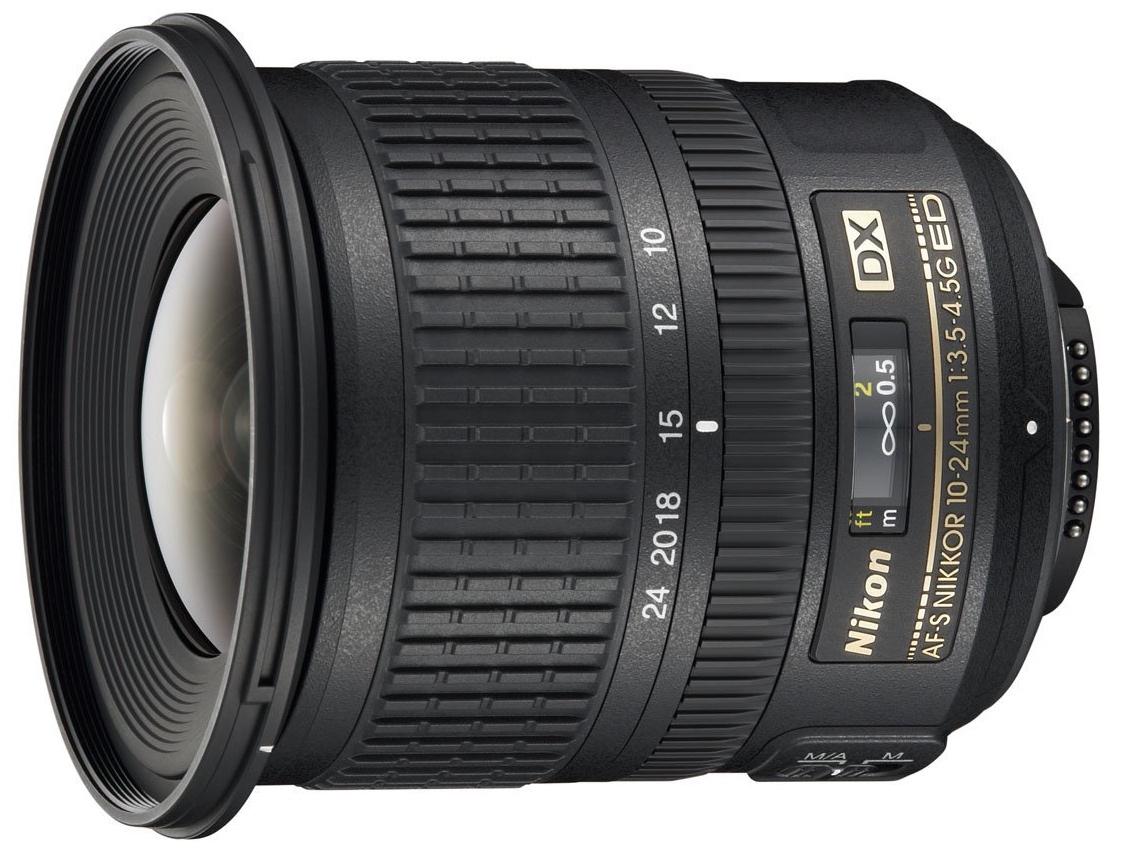Nikon 10-24 mm f/3.5-4.5G ED AF-s DX