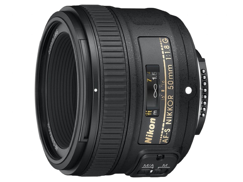 Nikon 50 mm AF-S DX f/1.8