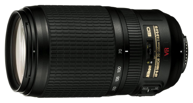 Nikon 30-300 mm f/4.5-5.6G
