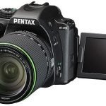 New Pentax K-70, prepared for ISO 102.400 outdoor working