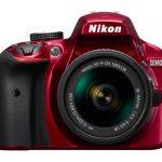 Nikon D3300 vs Nikon D3400, what's the difference?