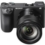 The Sony A6500 is out, with features never seen on a compact camera