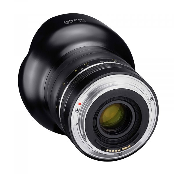 Samyang Premium XP 85 mm f/1,2