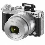 Nikon 1 J5 (An outstanding compact camera)