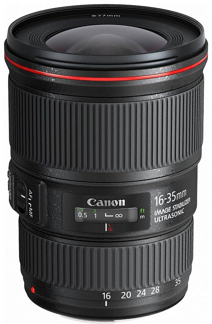 Canon 16-35mm f/4 USM IS