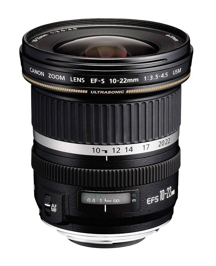 Canon 10-22mm f3.5-4.5 EF-S USM