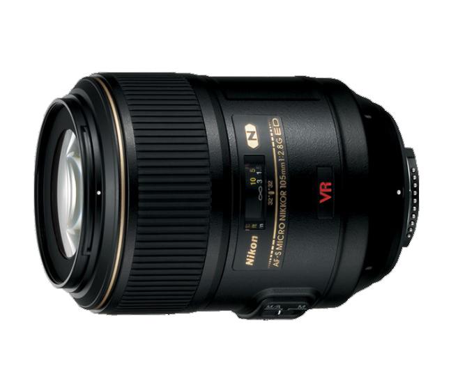 Nikkor AF-S VR Micro 105mm f/2.8 G IF-ED