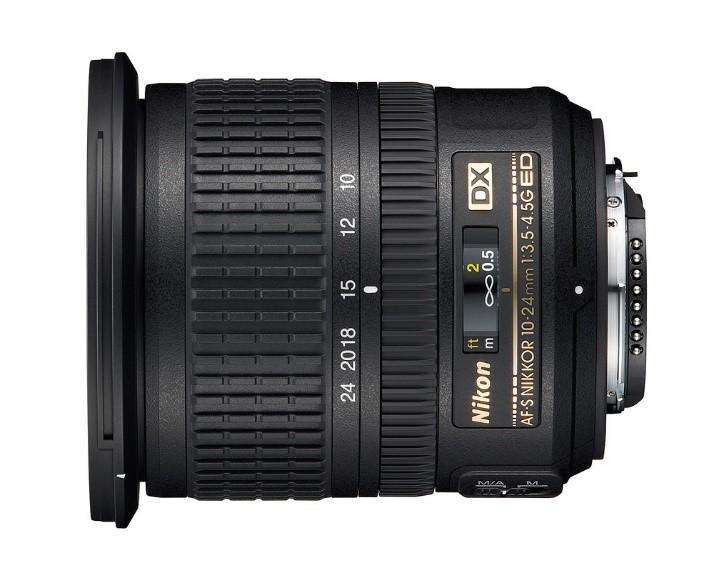 Nikkor AF-S DX 10-24mm f/3.5-4.5 G