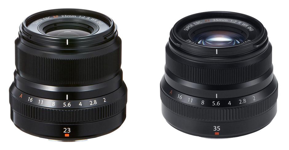 Micro 4/3 lenses