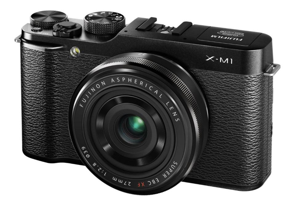 Fujifilm's X-M1