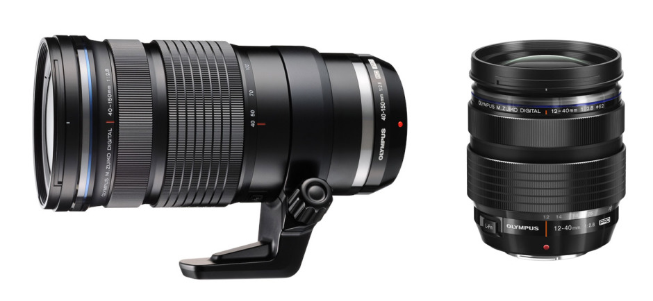 ED 40-150mm f/2.8 EZ Pro