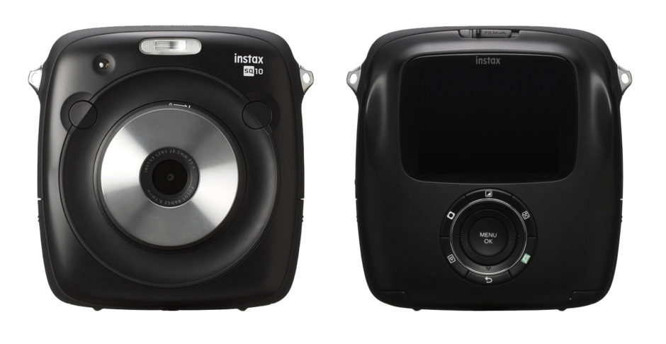 Instax Square SQ10 the hybrid instant camera